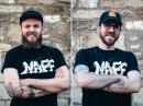Stroud-based foodies launch new NAFF brand Image