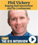 VIDEO Punchline Talks: Phil Vickery Image