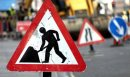 New road surface for A46 Painswick Image