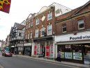 High Street property is let to bookmaker Image