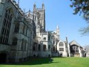 Gloucester Cathedral reopens with safety award Image