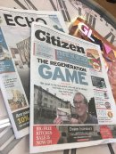 Citizen and Echo editor leaves role among changes Image