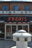 TGI Friday's puts deliveries back on the menu Image
